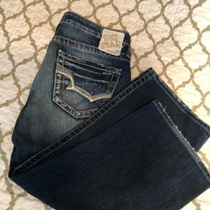 Big Star crop jeans. Casey style